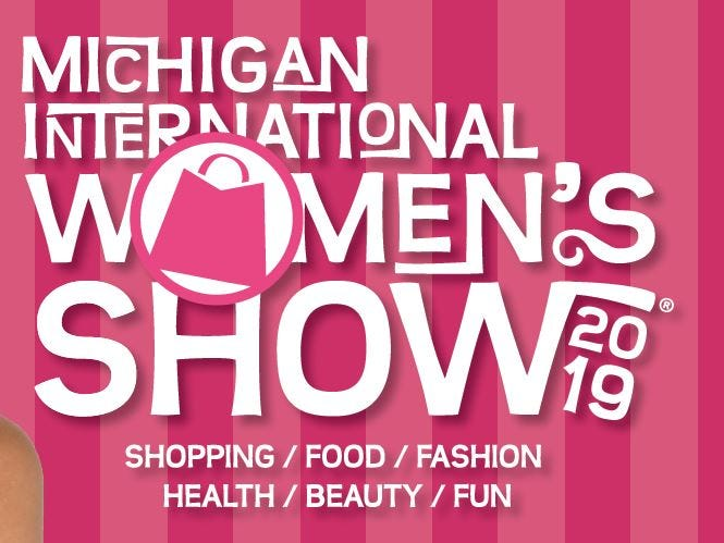 Michigan International Women's Show Contest