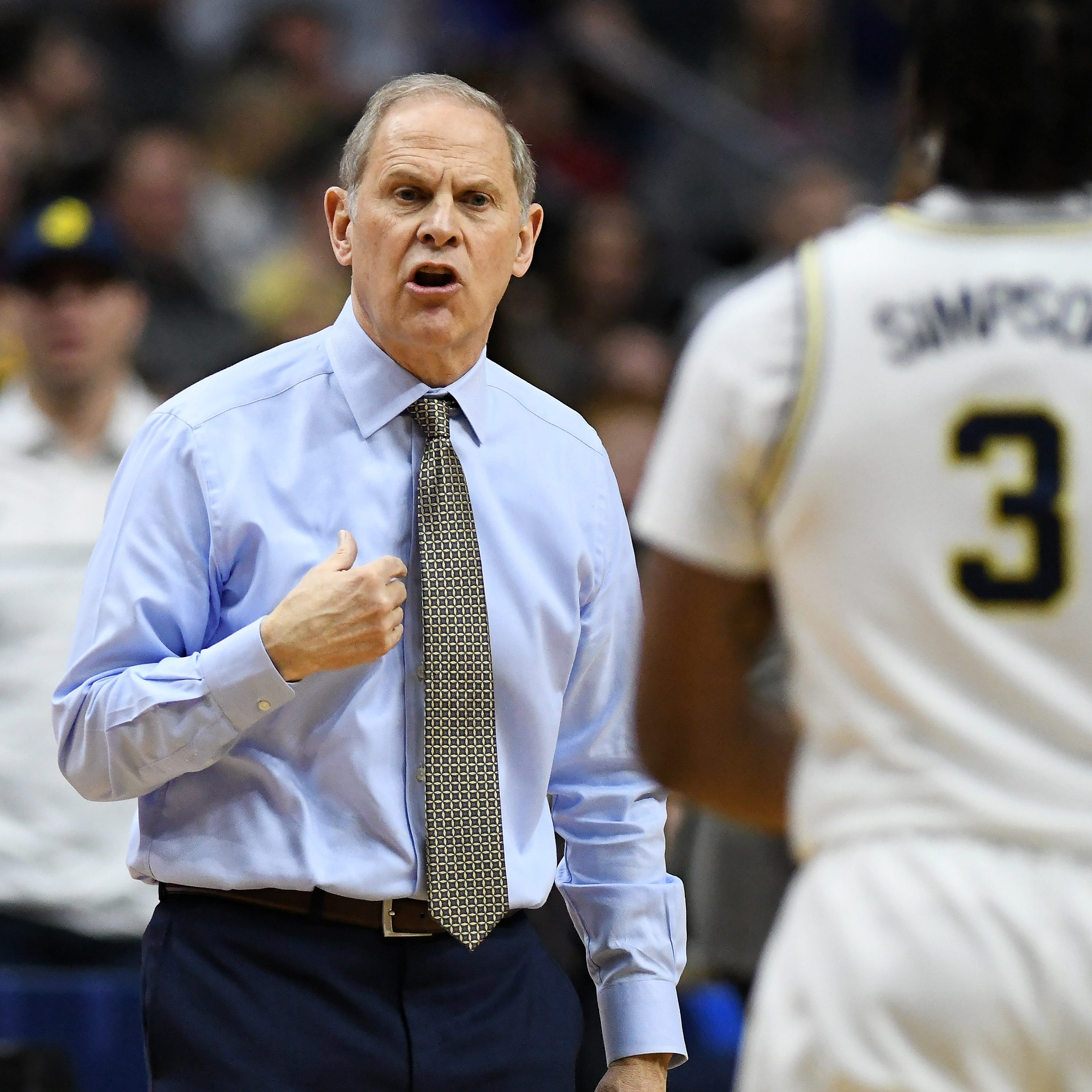 'We have to work on it': John Beilein will make isolation offense priority for Michigan