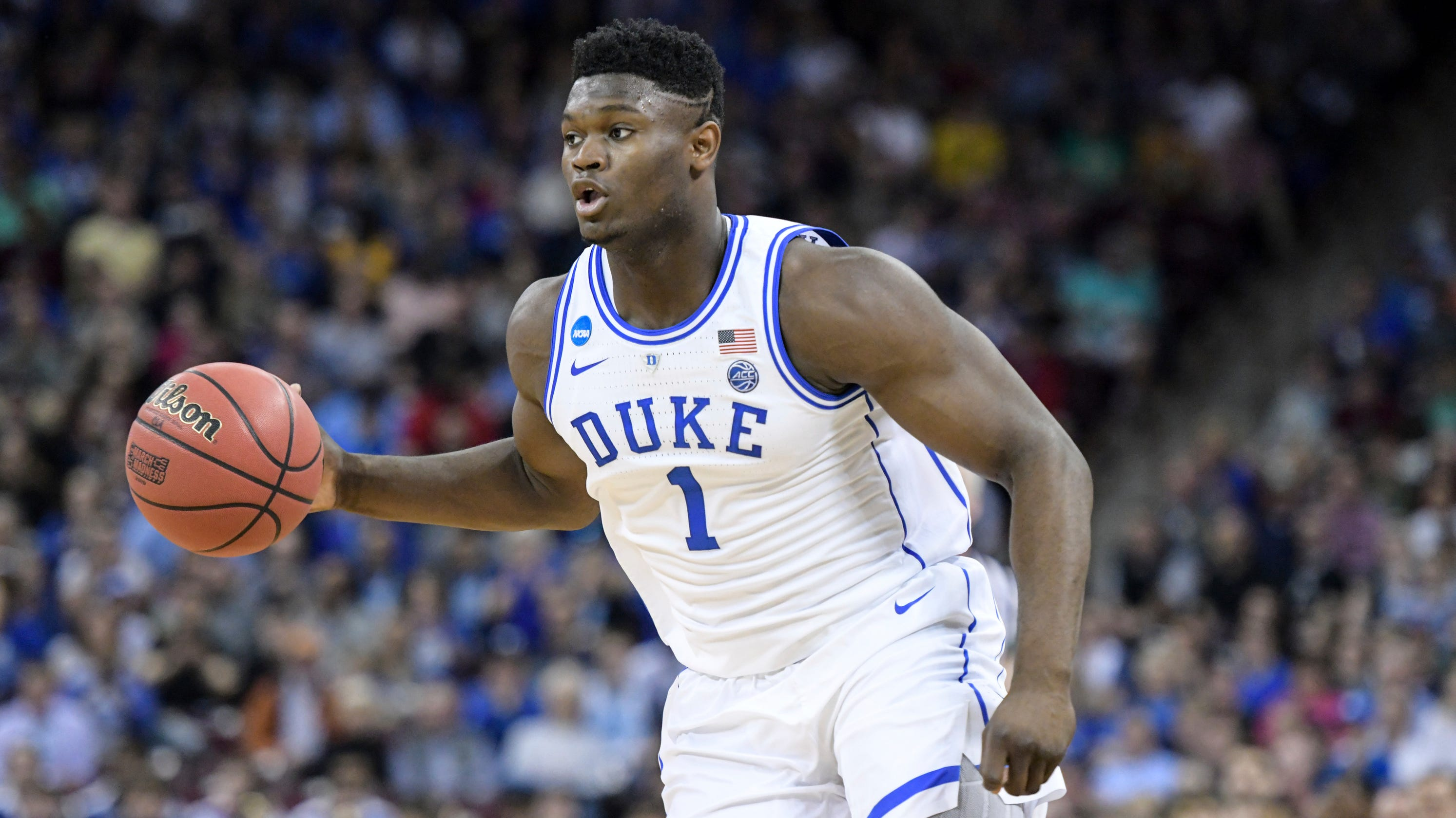 Duke's Zion Williamson named AP player of the year