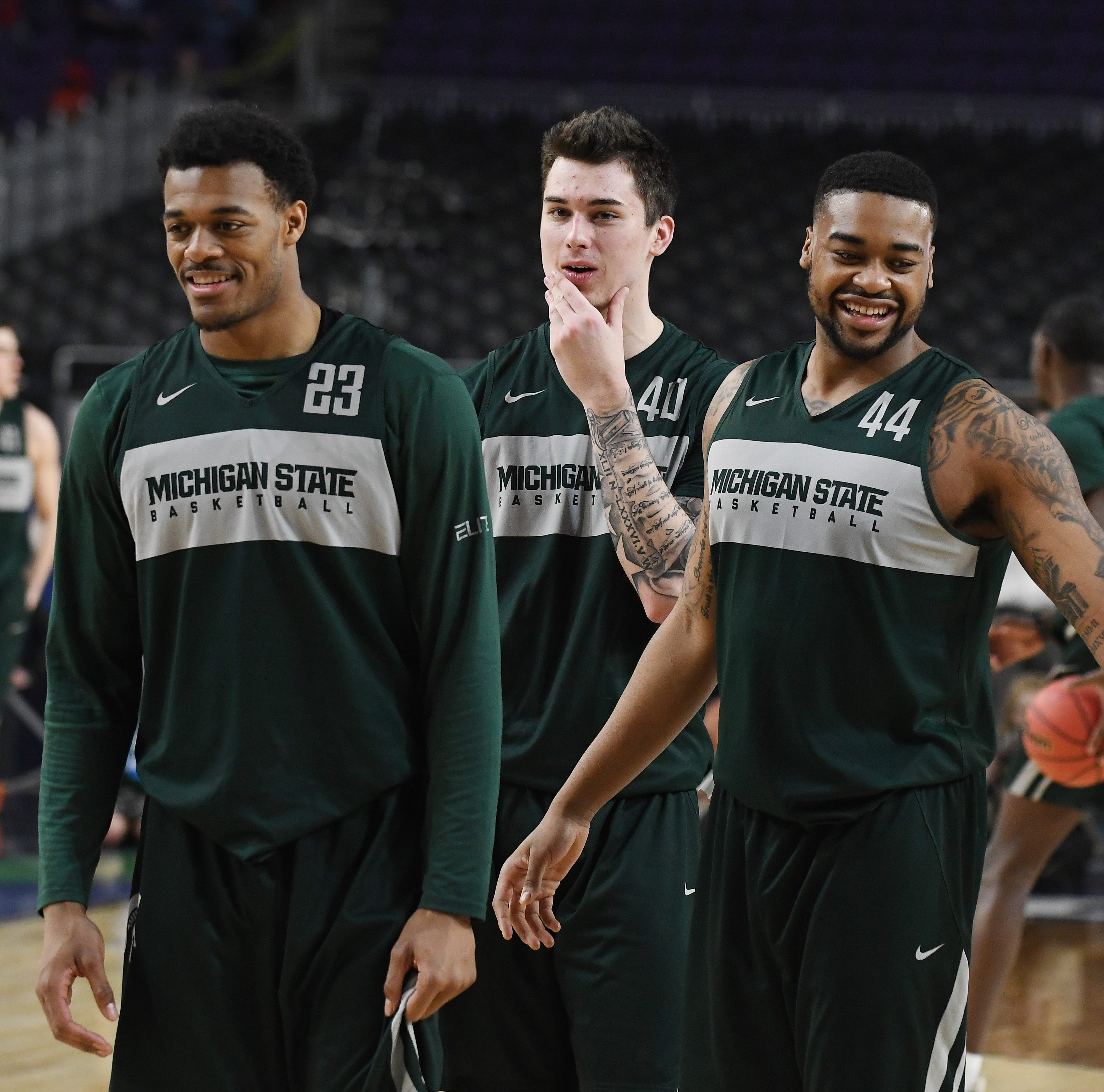 Michigan State's hopes rest on solving Texas Tech's tenacious defense