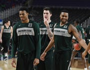 Spartans' Zavier Tillman, Braden Burke and Nick Ward will encounter the best defensive team in the country, according to Kenpom.com