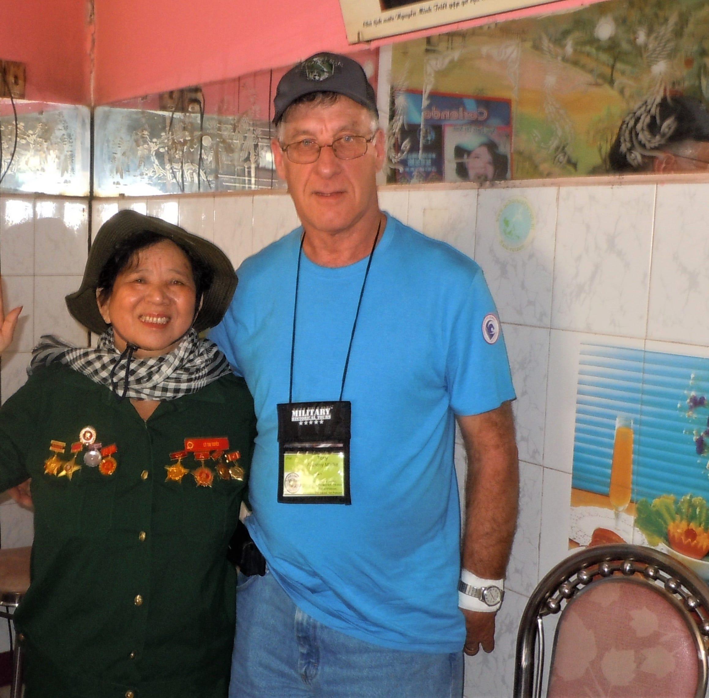 Fond du Lac veteran calls return trip to Vietnam 'a chance of a lifetime'