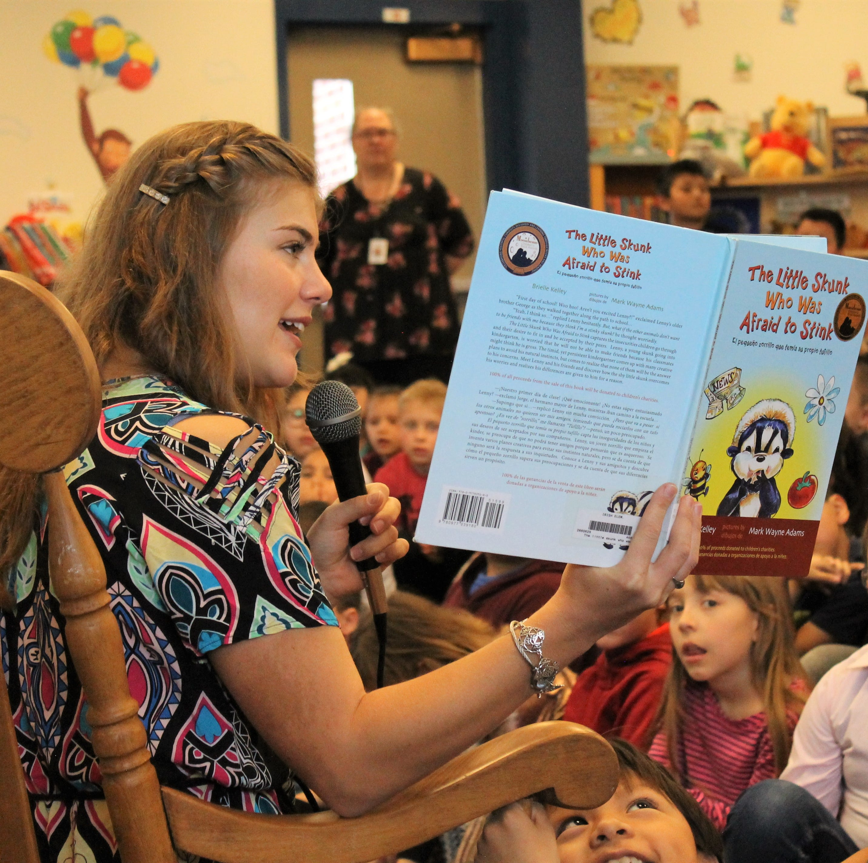 Fort Collins author writes bilingual book to help kids feel comfortable in their own skin