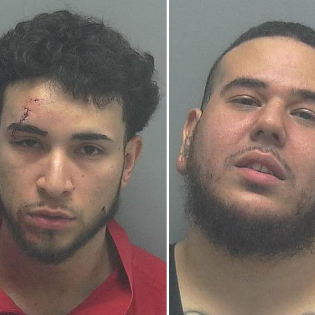 Naples pair accused of punching car, ignoring police orders at Fly Lounge in Fort Myers