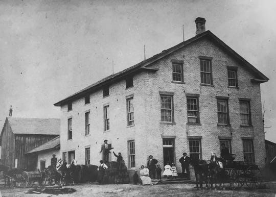 A Menasha brewery circa 1870s is one of several breweries that have called Menasha home.
