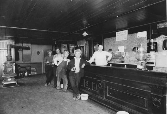 Oshkosh had plenty of speakeasys like this one, during Prohibition.