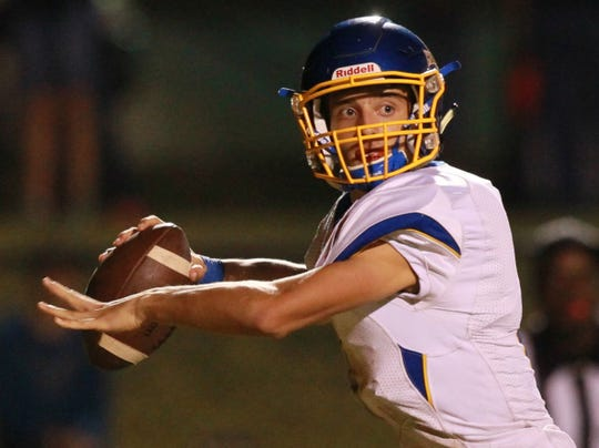 Former Wren quarterback Jay Urich could get considerable playing time Saturday as USC tries to determine who its backup to Jake Bentley will be in 2019.