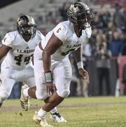 USC fans will get their first look at former T.L. Hanna star Zacch Pickens (6) during the Garnet & Black Game on Saturday.