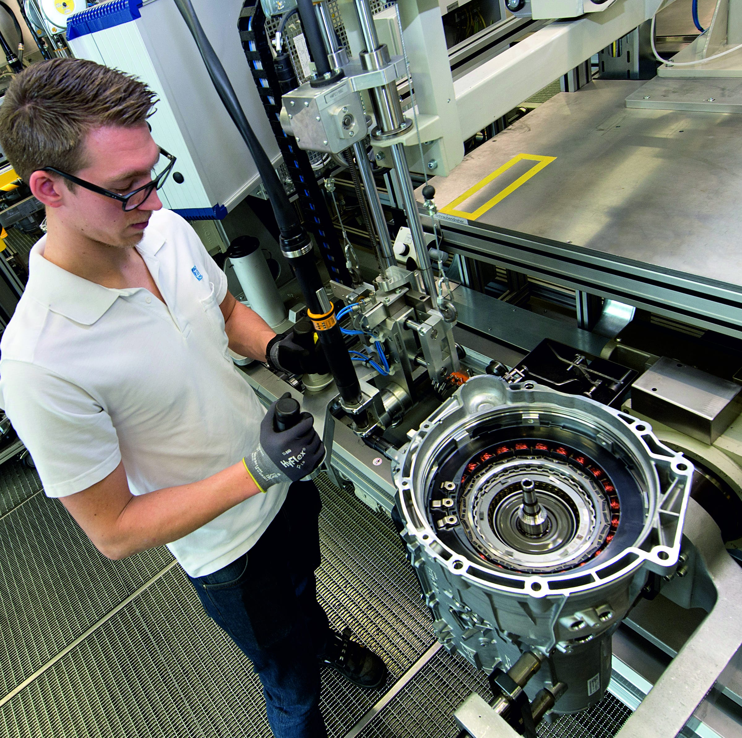 In new deal, ZF plant in Laurens will supply transmissions to Spartanburg BMW plant