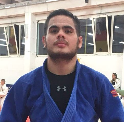 Joshter Andrew makes Ryutsu Keizai University judo team