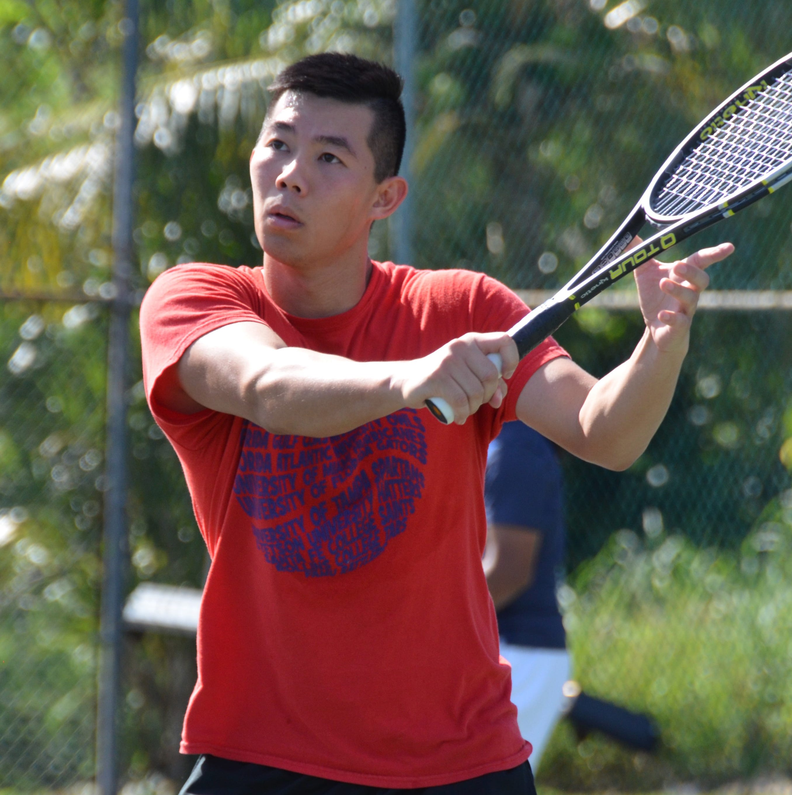 Wu-Nguyen team takes Chamorro Open doubles title