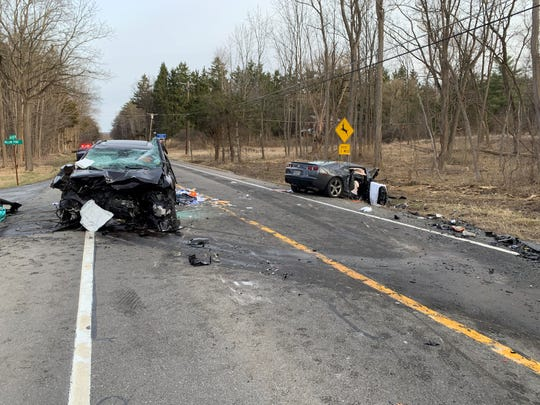 Collisions on State Route 89 in Ulysses led to one fatality and three hospitalizations.