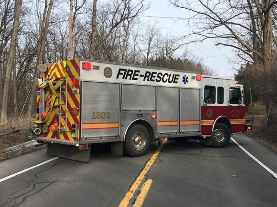 Trumansburg and Ithaca fire departments responded to a high-speed head-on collision Thursday afternoon on State Route 89 that resulted in a fatality and three being transported to a trauma center.