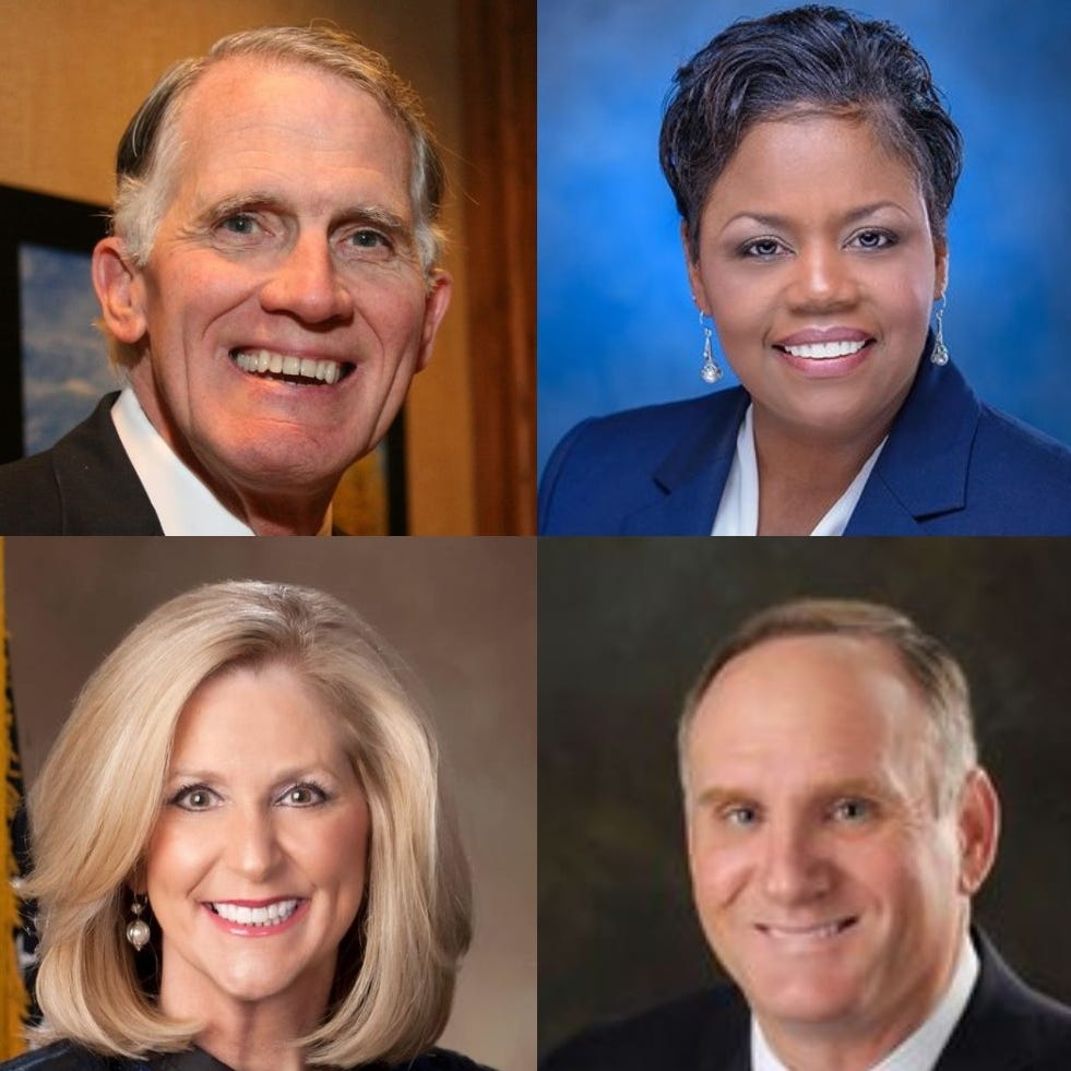 4 candidates are running for Mississippi AG. What do they believe in?