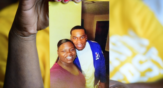 Screenshot for Mario Clark video. Clark, right, is pictured with his sister Ciara Elder, On Feb. 14, 2019, 911 was call for assistance when Clark, who has been diagnosed with paranoid schizophrenia, was having a psychotic episode. The encounter with JPD officers ended with Clark's death, which has been ruled a homicide.