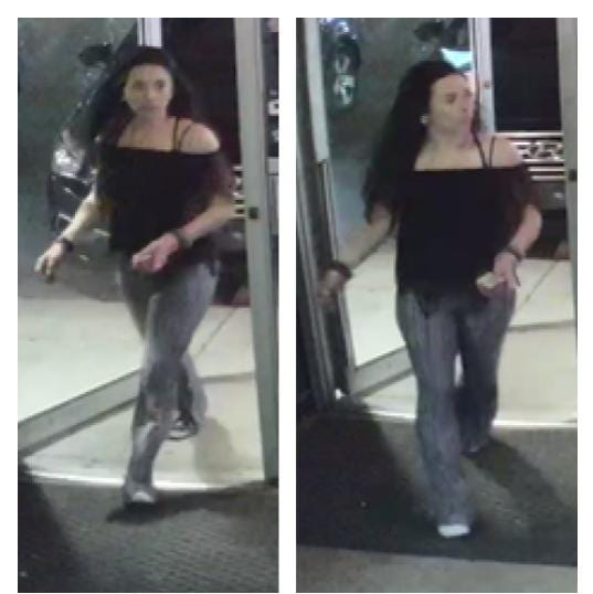 Jackson police seek public help in identifying robbery person of interest