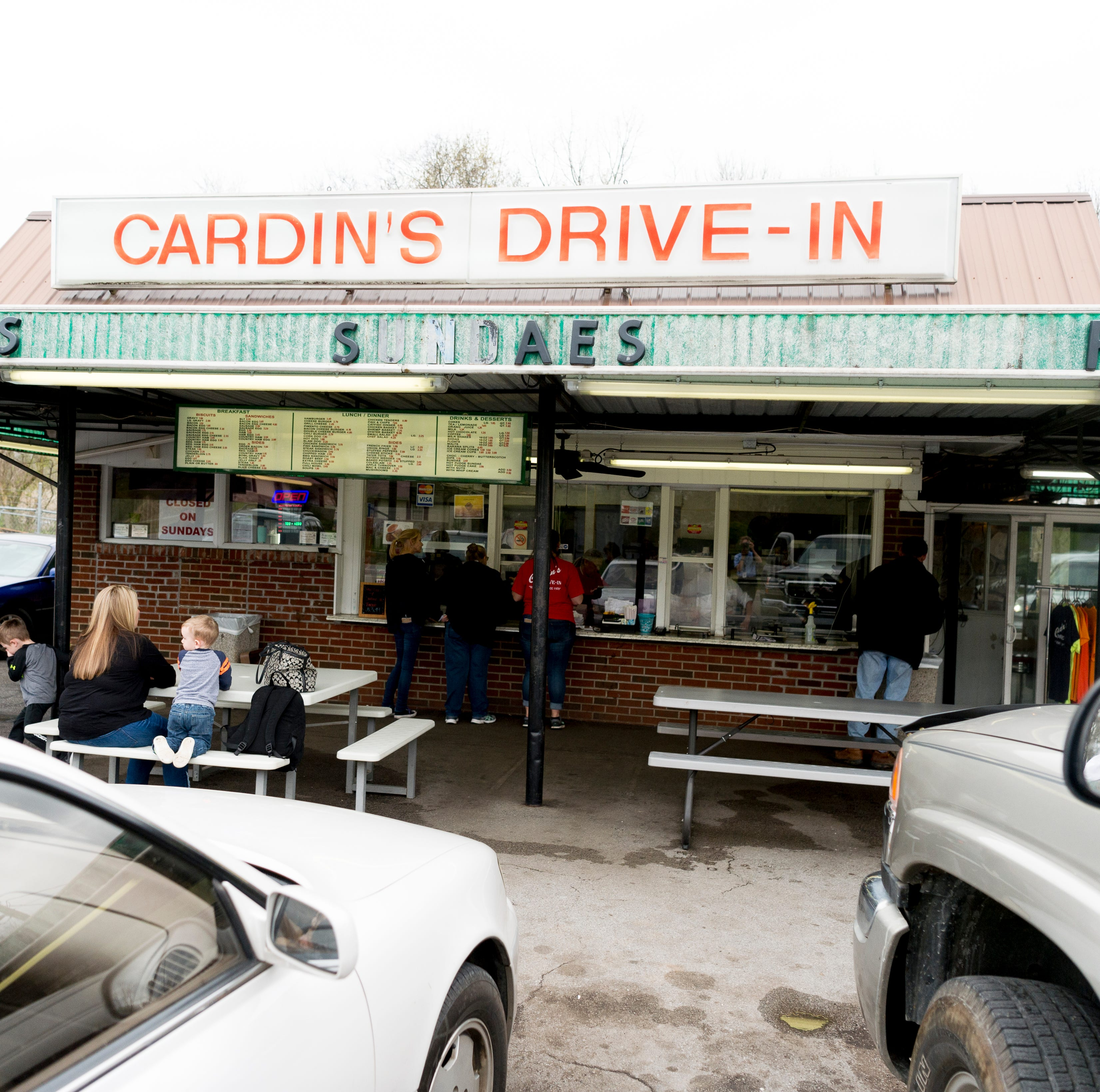 Cardin's Drive-In celebrates 60 years in business with 60-cent ice cream cones Saturday