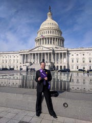 Darron Kidwell is officially part of the Alzheimer's Impact Movement.