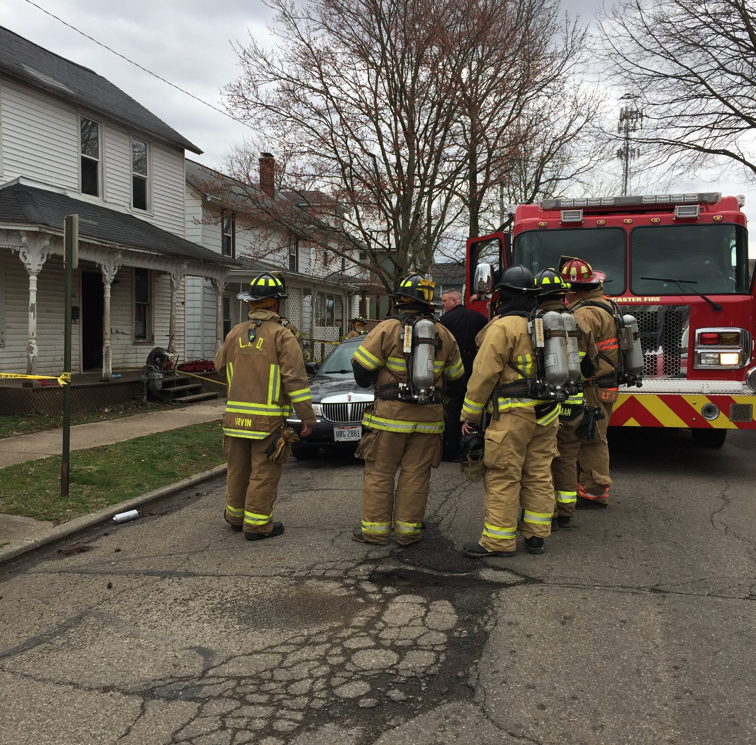 City fire responds to 2nd fire in 2 hours, no injuries