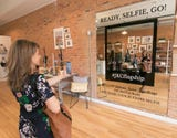 Purse designer Jenna Kator is stoked about opening her first brick-and-mortar store in downtown Howell after building her brand for the last 10 years.