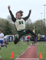 Joshua Brown will lead Howell in the long jump and in sprints.