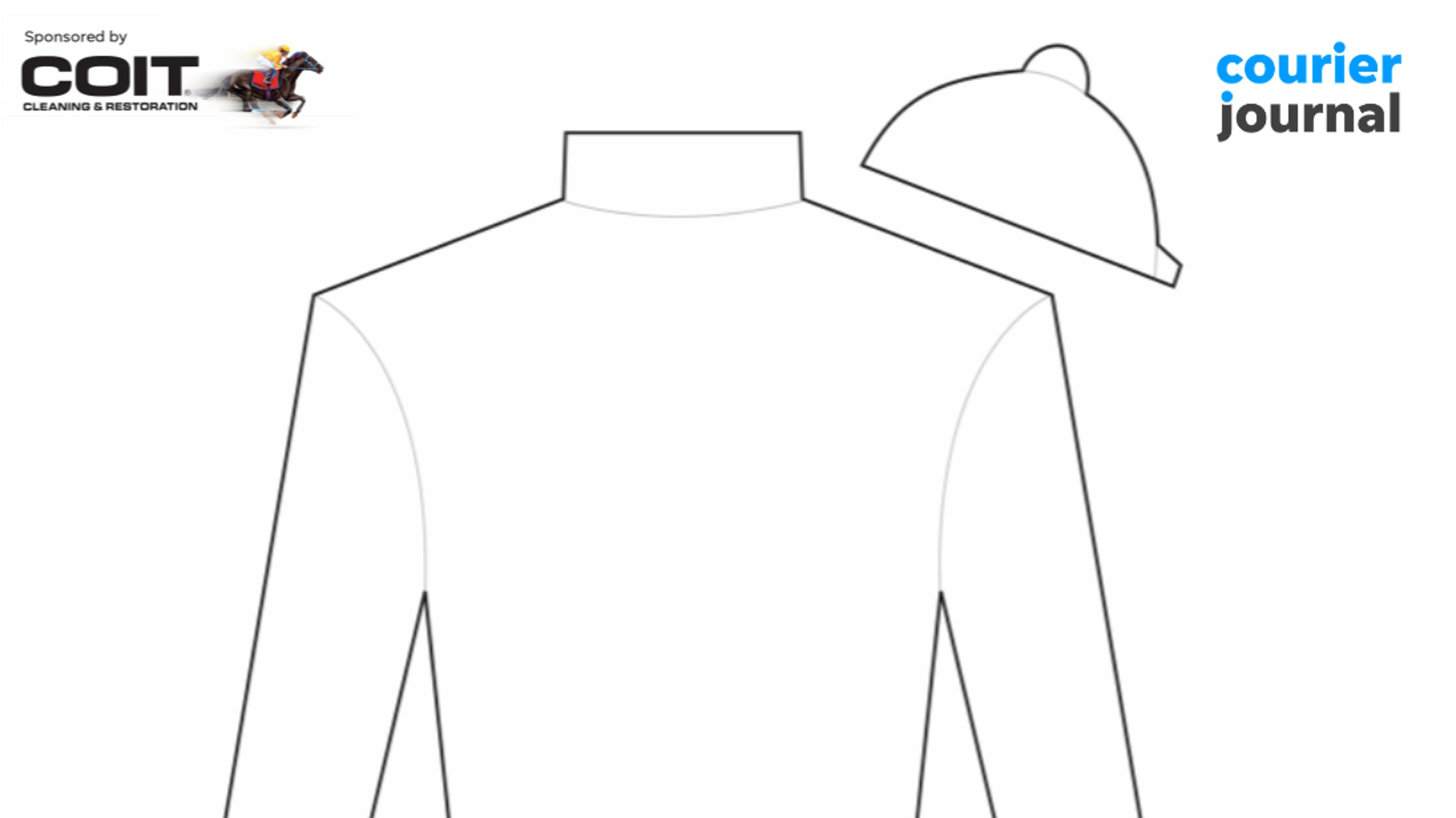 Kentucky Derby 2019: Win $100 jockey silks coloring contest