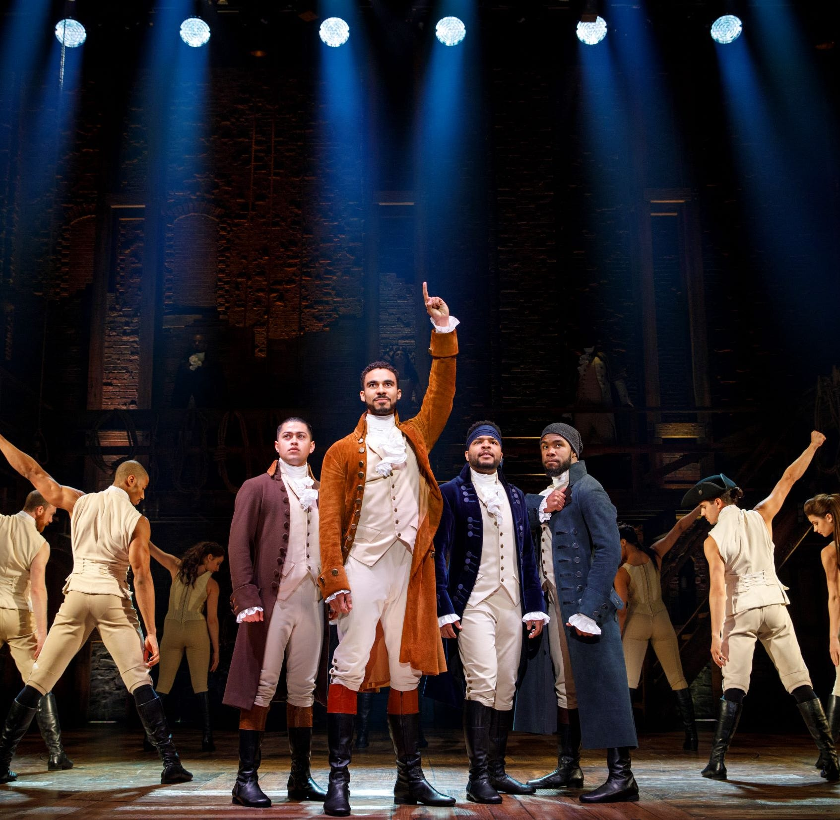 ALERT: You can score 'Hamilton' tickets for $10 in this digital lottery