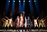 """The popular musical """"Hamilton"""" will show in Louisville in June 2019. Single tickets go on sale April 11 at the Kentucky Center."""