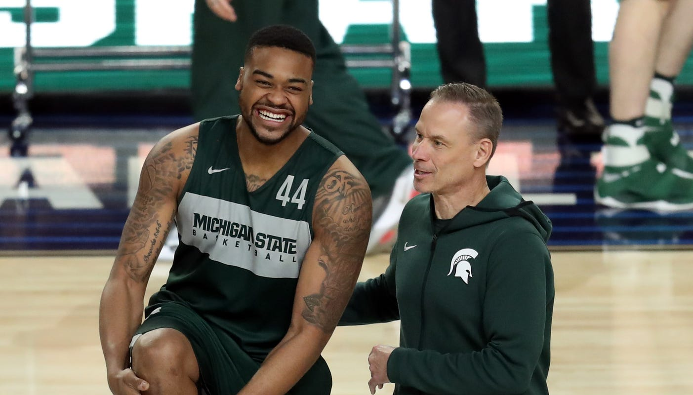 Couch Q&A: Doug Wojcik on his new role at MSU, losing his mother to COVID and the newest Spartans