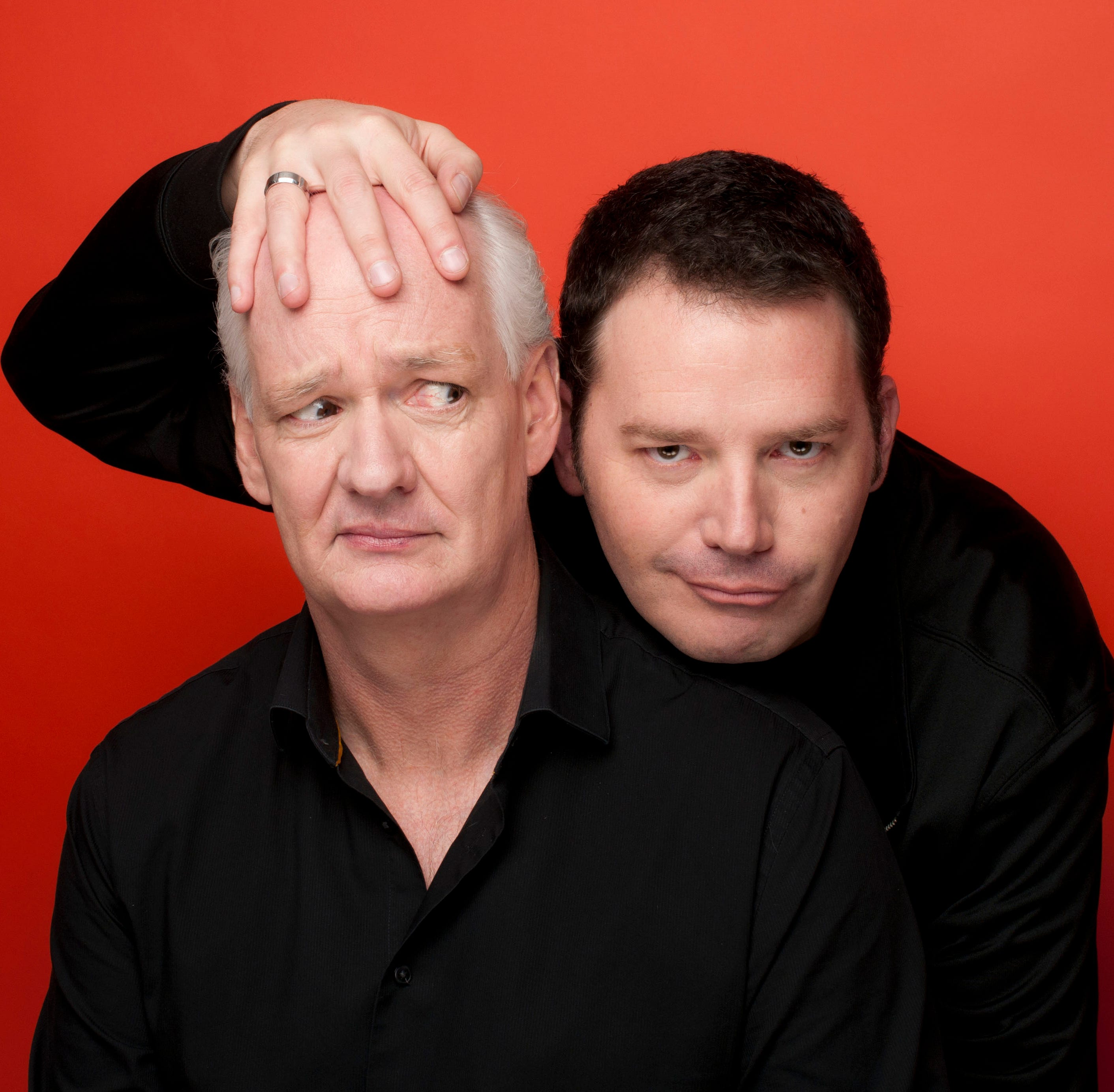 Colin Mochrie, Brad Sherwood take Manitowoc Capitol Civic Centre stage April 26
