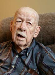 Norman Gault of Ashland, 91served in the 8th Army's occupation force in Japan immediately after the end of WWII.