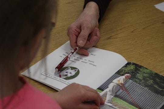 Marion City Superintendent Ronald Iarussi said more than half of students in the district are not reading at grade level.
