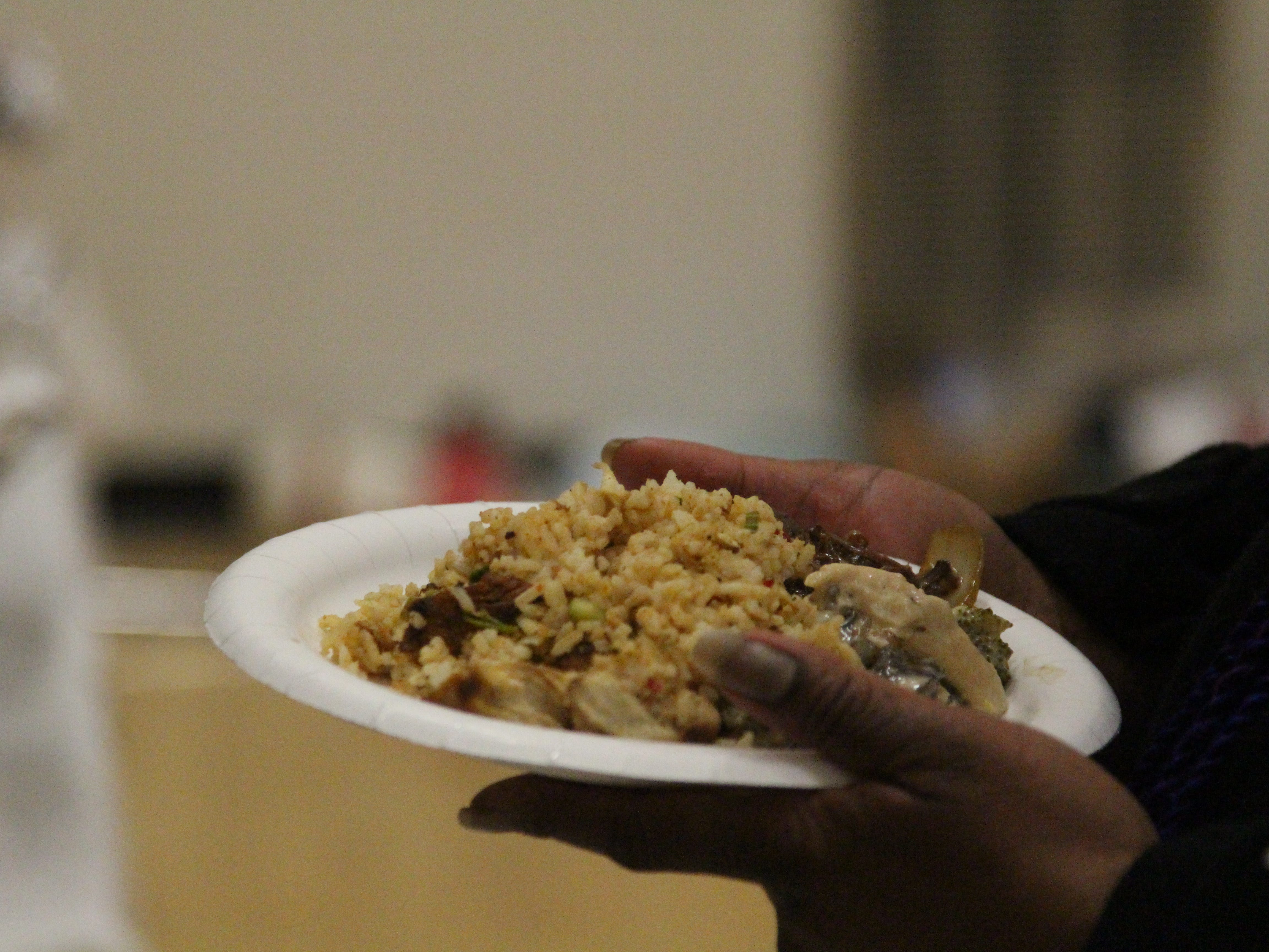 The Ohio State University at Marion served food from several countries and regions, including Latin America and northern Africa, Thursday at its 12th Annual International Festival.