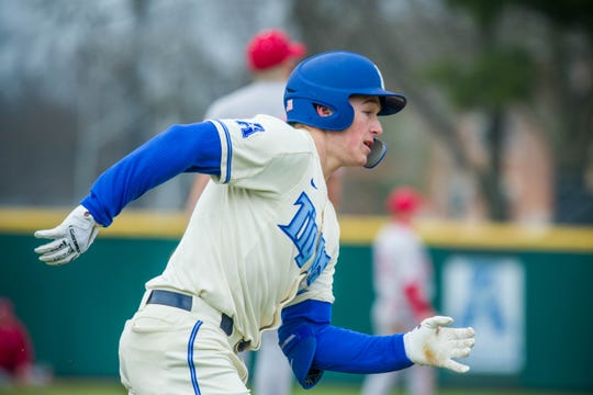 University of Memphis freshman Hunter Goodman was recently named the American Athletic Conference Baseball Player of the Week. The former Arlington High standout entered the week leading the Tigers in several offensive categories, including doubles and RBIs.