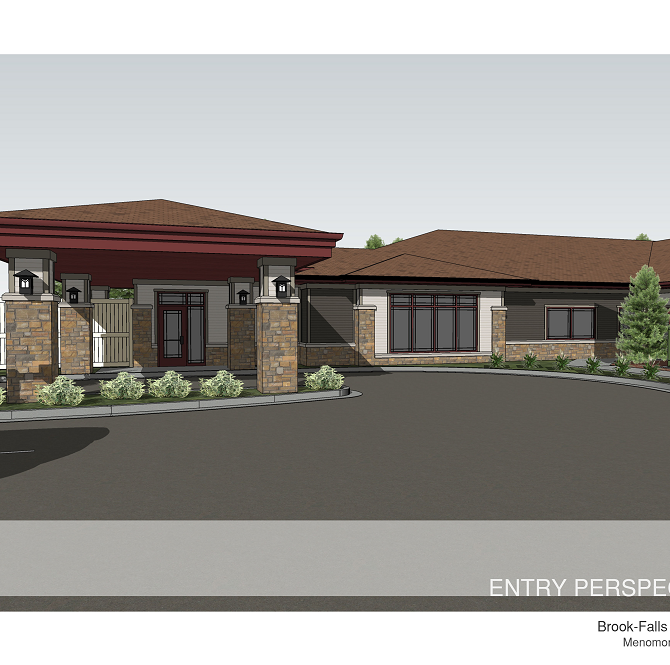 A new pet resort and doggy daycare is coming to this Menomonee Falls veterinary hospital