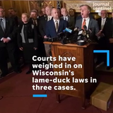 Here is what you need to know about the on-going Wisconsin Lame-Duck Lawsuit