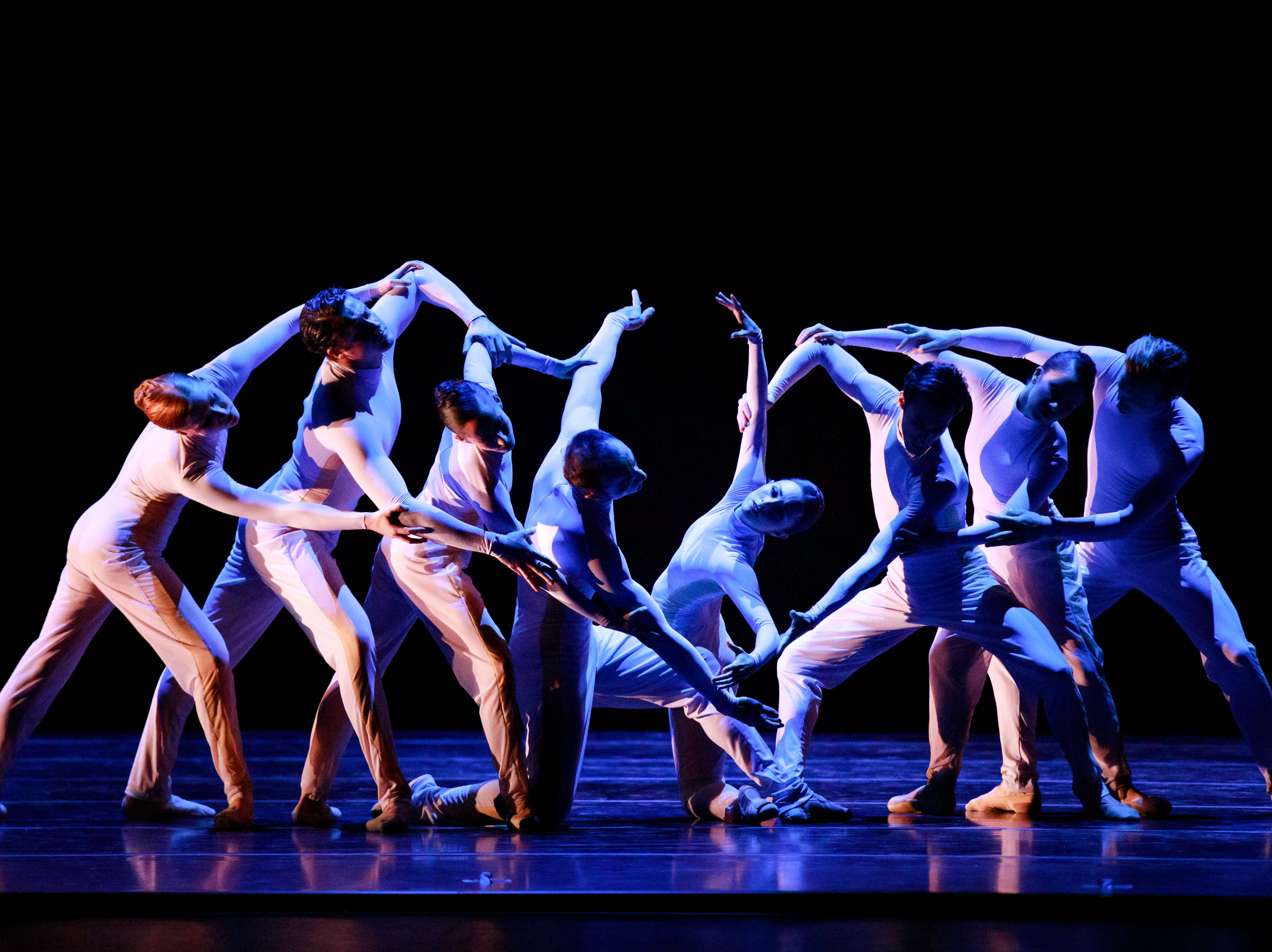 "The Milwaukee Ballet performs George Williamson's ""Albatross."""