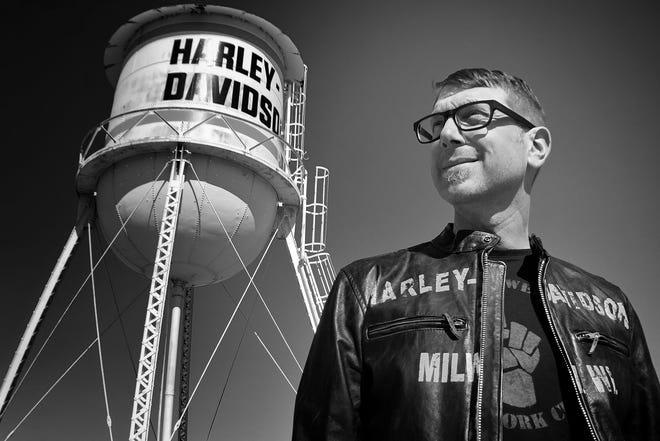 Neil Grimmer, Harley-Davidson global brand president