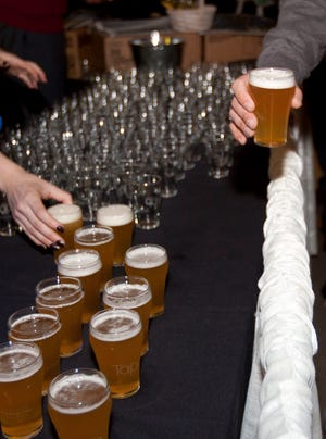 Some new, some familiar beer festivals help introduce new beers for spring.