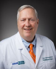 Lucian Durham, MD, cardiothoracic surgeon at Froedtert & MCW Froedtert Hospital.