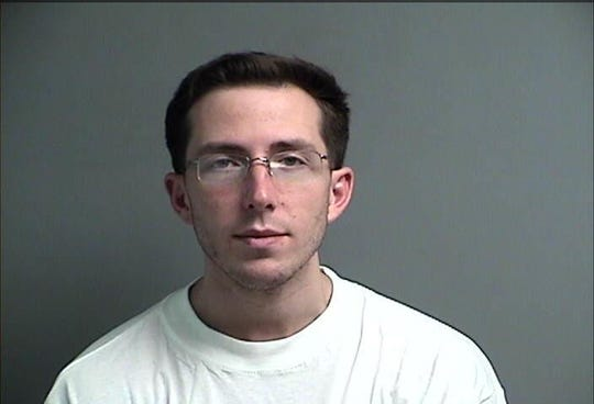 Christopher Faschan, 31, faces federal charges for allegedly detonating a bomb and stockpiling bomb-making materials.
