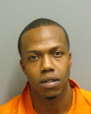 Tony Williams was charged with second-degree assault.