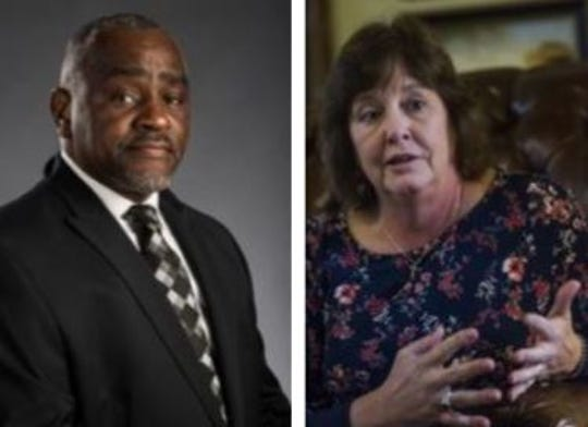 Rayford Mack and Charlotte Meadows are both running for Alabama's House District 74