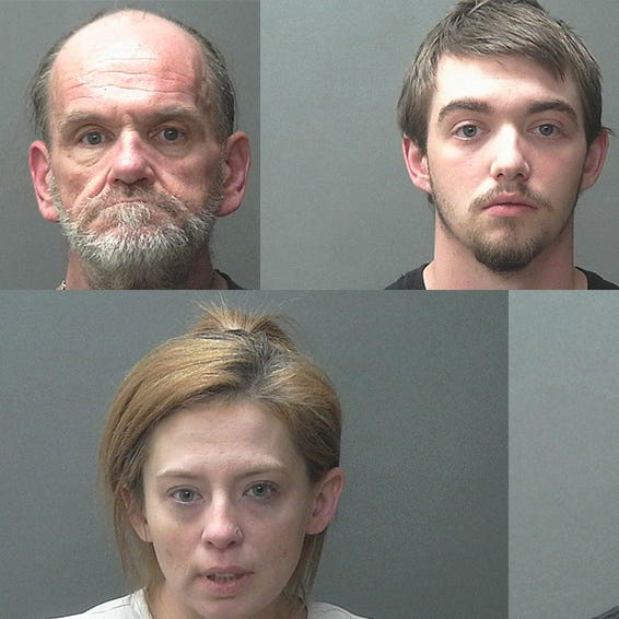 Five arrested in Drug Task Force meth raid near Shenandoah schools