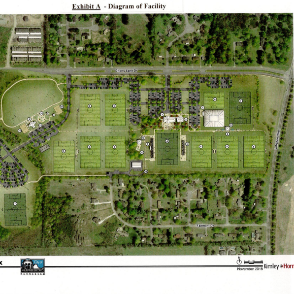 $14.5M Siegel Soccer Park project approved for 5-year agreement for TSSA tournaments
