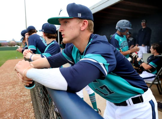 Siegel's Jaden Lasley switched uniform numbers to honor a former teammate who died after graduating last season.
