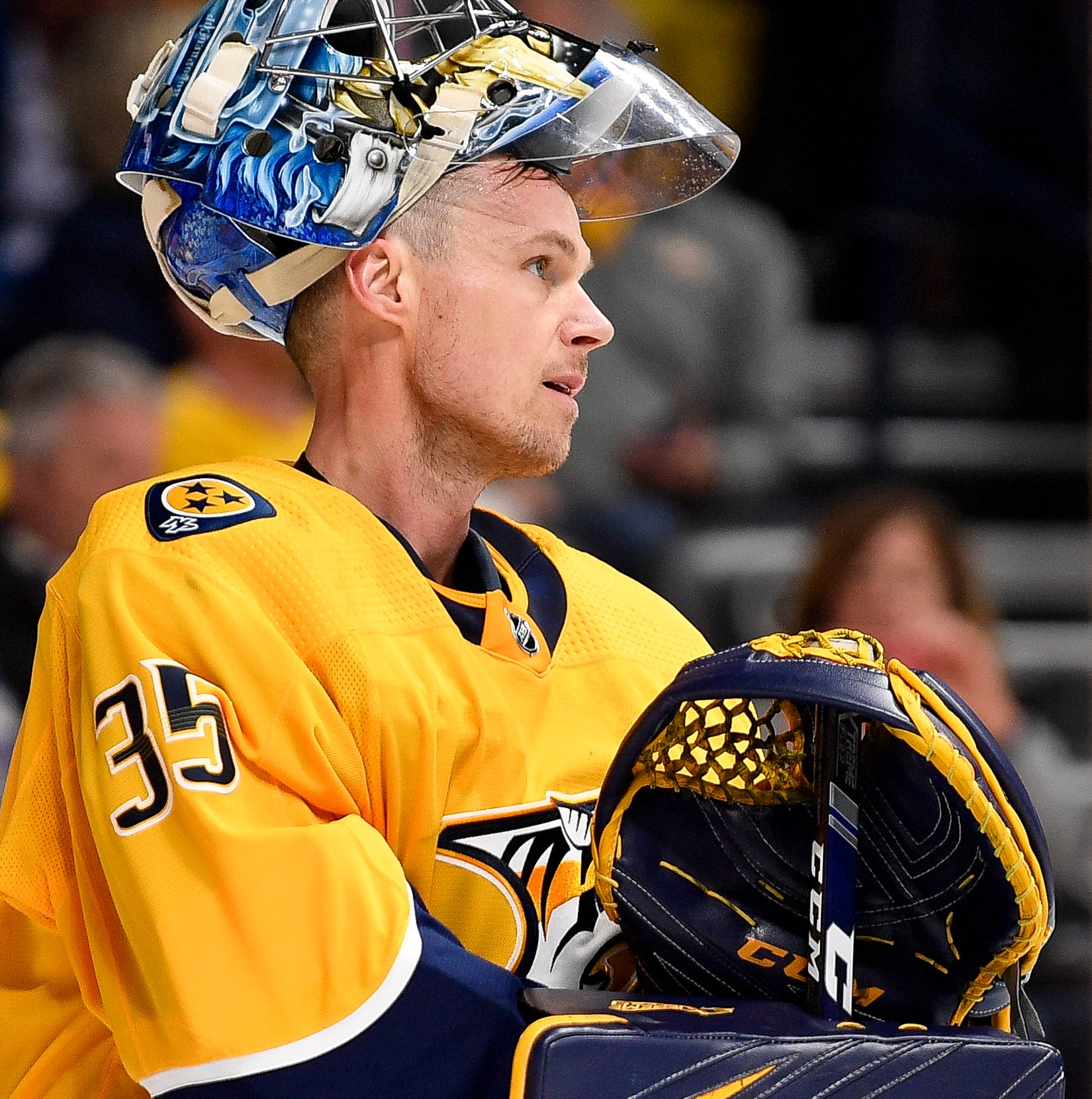 If Predators make a run in NHL playoffs, Pekka Rinne will be why