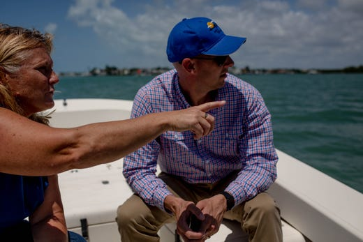 Naples Artificial Oyster Reef Project Gets Underway