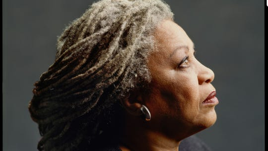 """""""Toni Morrison: The Pieces I Am""""</i> by"""
