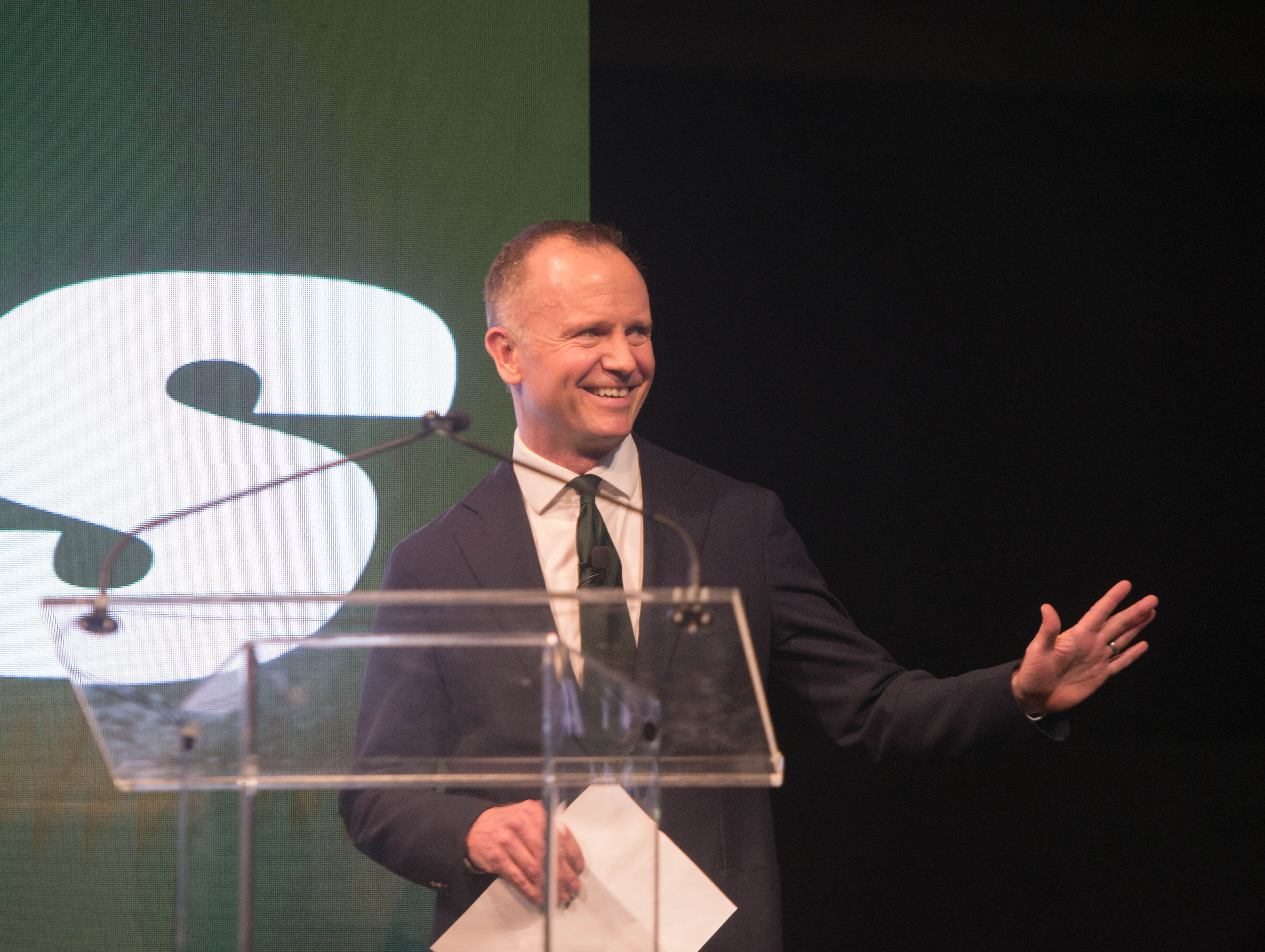 Christopher Johnson (NY Jets CEO and Chairman). 